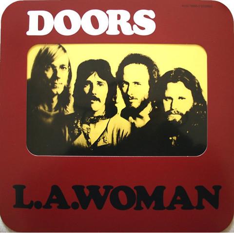 Виниловая пластинка. The Doors - L.A. Woman