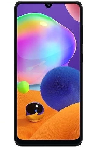 Смартфон Samsung Galaxy A31 64GB Black (Черный)