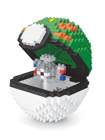 Конструктор Wisehawk & LNO Покемон бол Магнемайт 427 деталей NO. 307 Magnemite Pokemon ball Series
