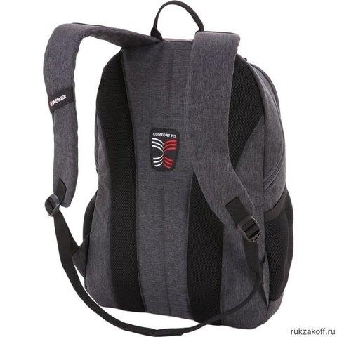 Картинка рюкзак для ноутбука Wenger 5639424408 Cерый - 2