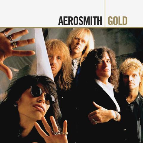 Aerosmith / Gold (RU)(2CD)