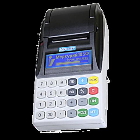 Кассовый аппарат Меркурий-185Ф (с GSM и WI-FI модулями) без ФН-1
