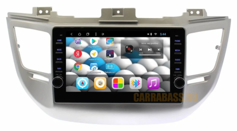 Головное устройство Hyundai Tucson (2016-2018) Android 8.1 модель CB-1030T8