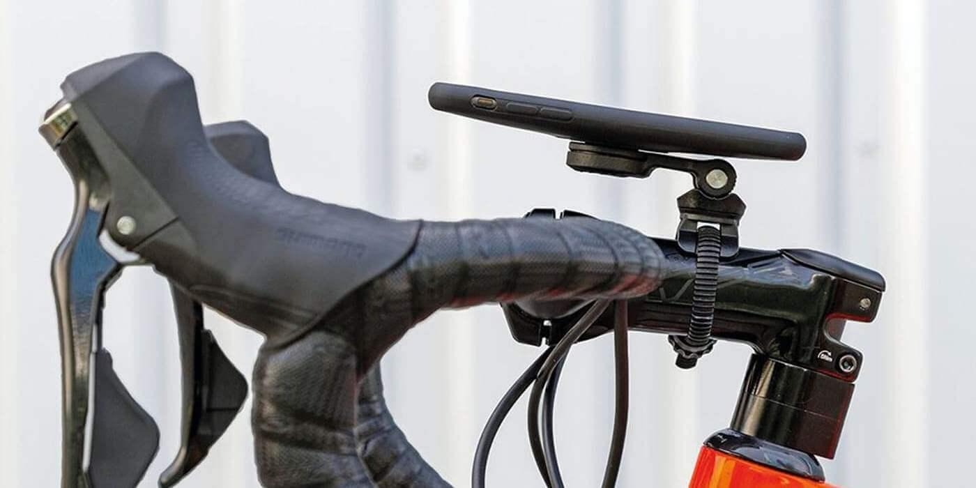 Набор креплений для смартфона на велосипед SP Connect BIKE BUNDLE II UNIVERSAL
