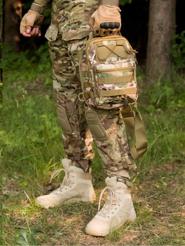Тактическая сумка Sergeant Bag (6л) Мультикам