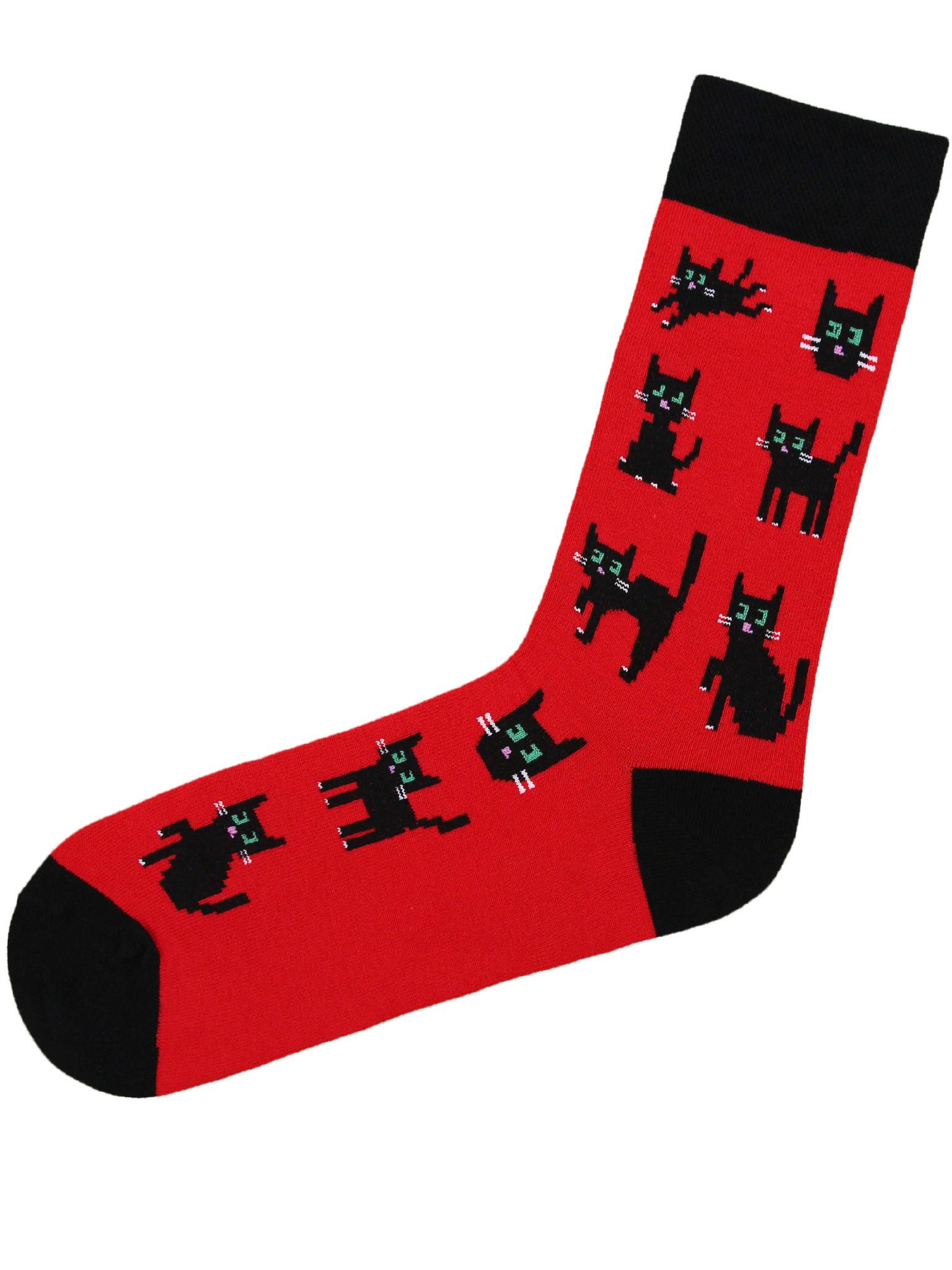 Коты (красные)