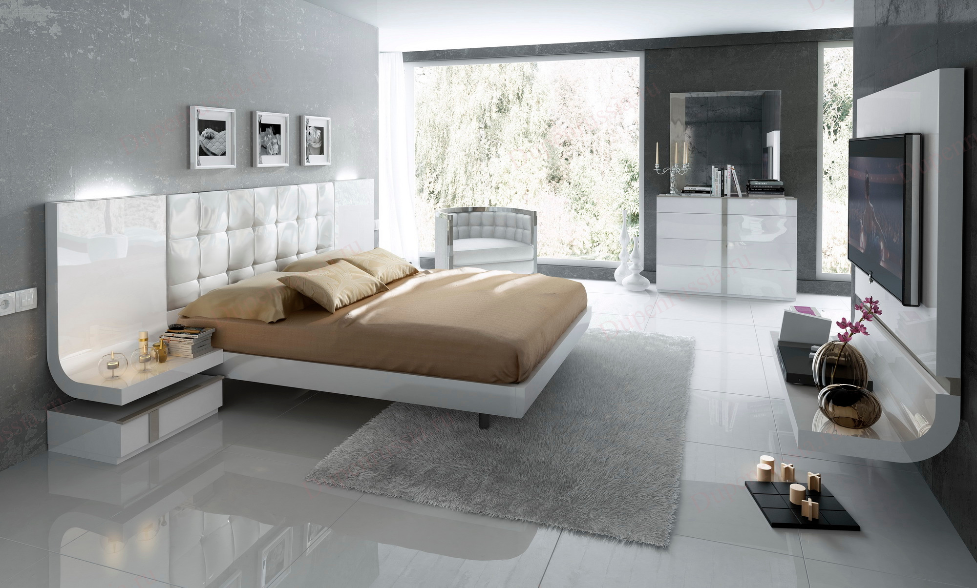 Спальня Fenicia Mobiliario  GRANADA