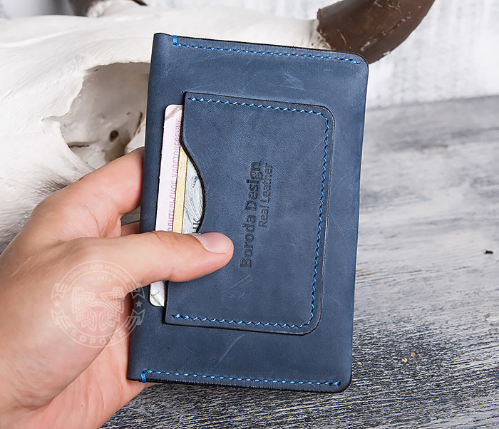 BC123-3 Обложка из кожи для карт, паспорта и документов фото 11