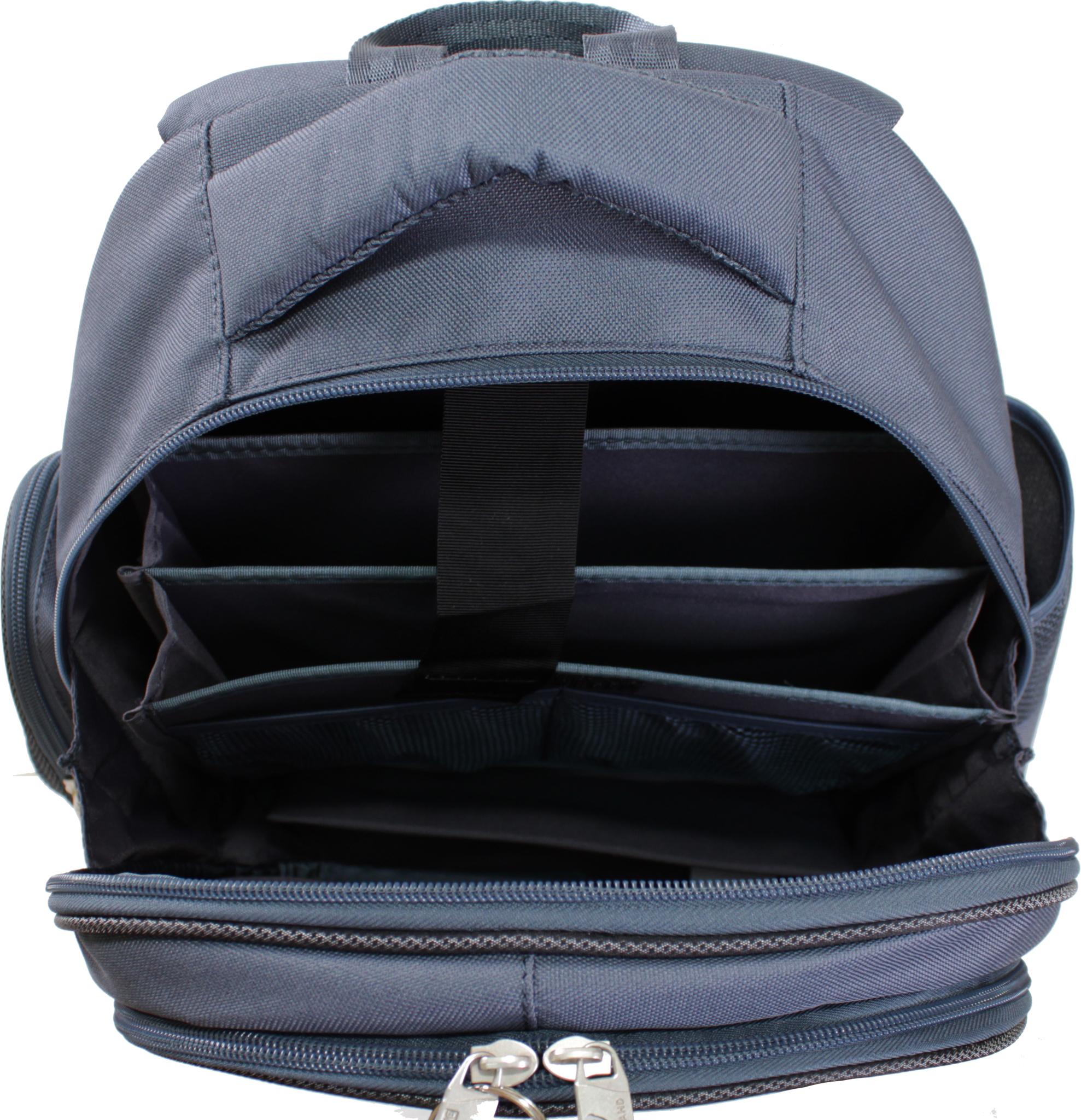 Рюкзак Bagland Pupil 14 л. серый 175 К (0012566)