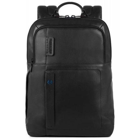 Рюкзак Piquadro Pulse (CA4174P15/N) черный кожа