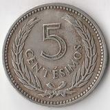 K8345, 1953, Уругвай, 5 сентесимо