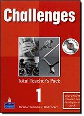 Challenges 1 Total Teacher's +R Pk**