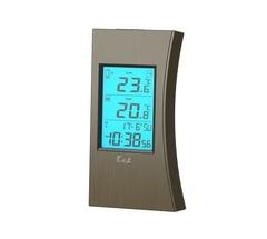 Термометр, измерение комнатной и наружной температуры, Edge     ED601