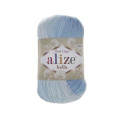 Пряжа Alize Bella Batik 100 цвет 2130
