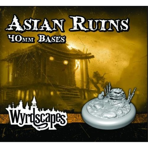 Asian Ruins 40mm