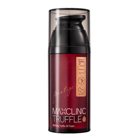Maxclinic Reversal Truffle Oil Foam  Гидрофильное маска-пенка для умывания с трюфелем