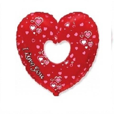 F Сердце в сердце Бублик, 35