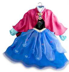 Карнавальный костюм Анны