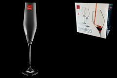 Набор из 6 бокалов для шампанского «Swan», фото 3