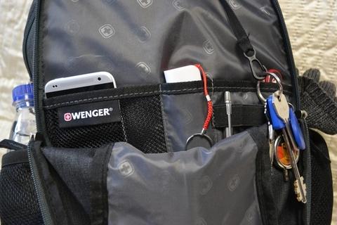 Картинка рюкзак для ноутбука Wenger 5639424408 Cерый - 5