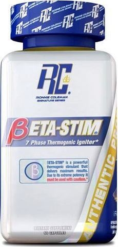 Жиросжигатель Ronnie Coleman Beta-Stim Caps