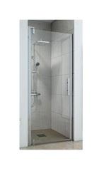 Дверь в нишу Duschwelten MK 580 DT/N 100 см L
