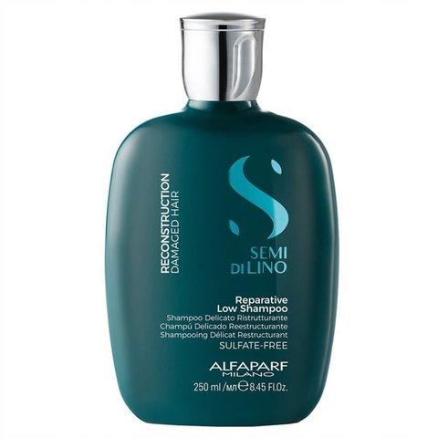 Шампунь для повреждeнных волос Alfaparf SDL Reconstruction Reparative Low Shampoo