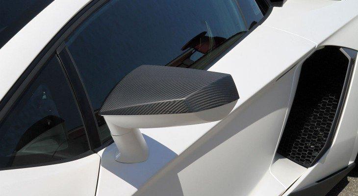 Обвес Novitec для Lamborghini Aventador