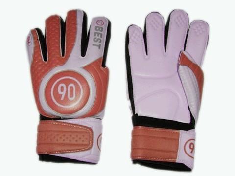 Перчатки вратарские с усилителем. :(806-11):