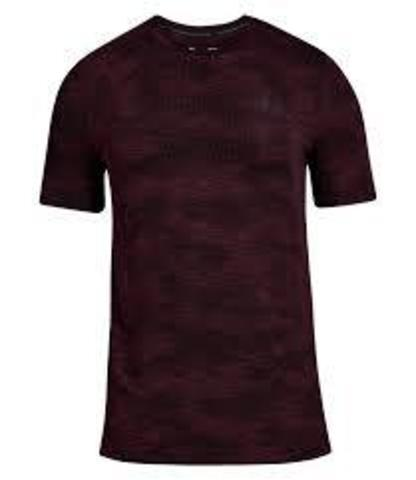 Футболка для бега Under Armour Vanish Seamless Camo Short Sleeve 1325623-600