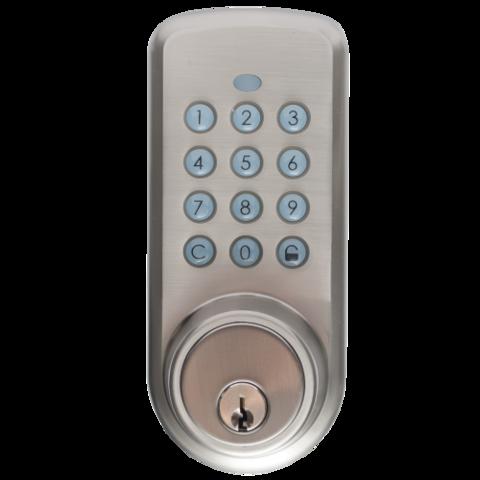Замок Vision Security Wireless Electronic Deadbolt Door Lock