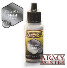 War Paints: Plate Mail Metal