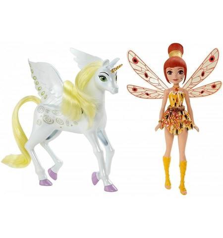 Набор мини-фигурок Юко и Ончо из серии Mia & Me