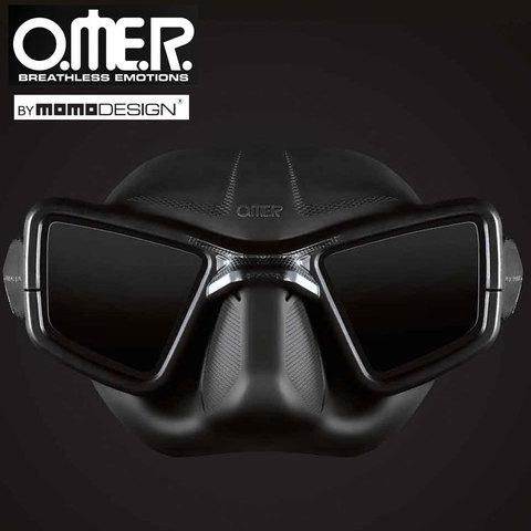 Маска Omer UP-M1 черная – 88003332291 изображение 3