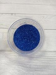 Глиттер(блестки) синий, 20ГР.