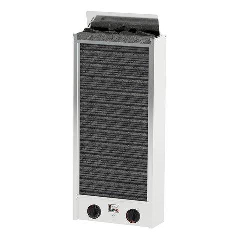 Электрическая печь SAWO MINI CIRRUS 2 CIR2-30NB-P (3 кВт, встроенный пульт, нержавейка)