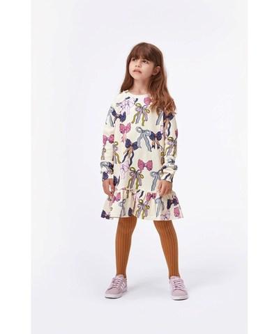 Molo Carlotta Bowtastic  платье для девочки