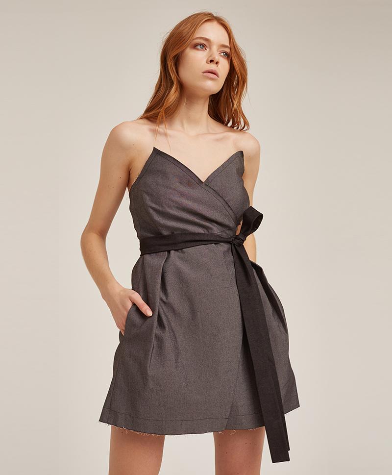 платье-корсет-из-серого-денима