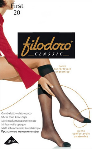 Женские гольфы First 20 Filodoro