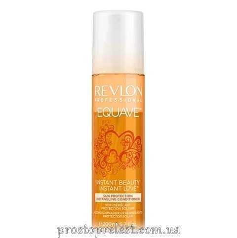 Revlon Professional Equave IB 2 Phase Perfect Summer Conditioner - Кондиционер 2-фазный для защиты от солнца