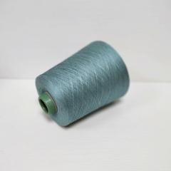 Opacum, Шёлк 100%, Бирюзово-мятный, 2/60, 3000 м в 100 г