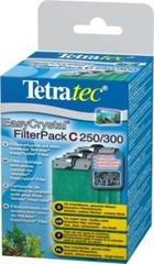 Фильтрующие картриджи с углем, Tetra EC 250/300 C, для внутренних фильтров EasyCrystal 250/300