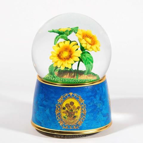 «Подсолнухи» Ван Гога