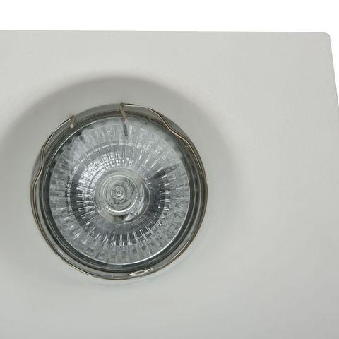 Встраиваемый светильник Maytoni Gyps Modern DL002-1-02-W