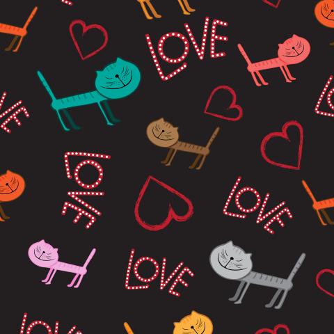 Cat & Love