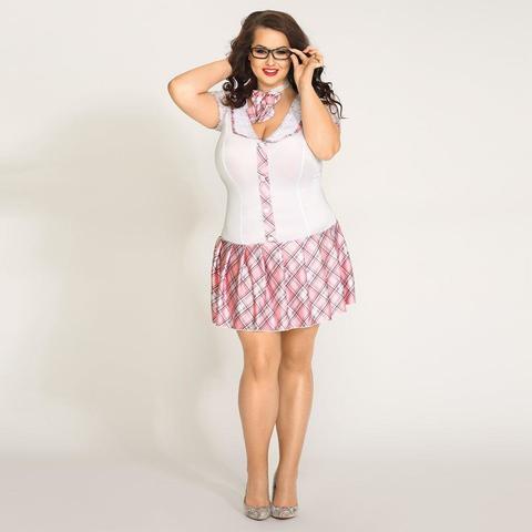 Костюм Cute Student (plus size)