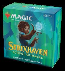 Пререлизный набор «Стриксхейвен: Школа Магов» (факультет «Квандрикс»)