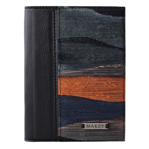 Обложка на паспорт | Фьёрды | Чёрный