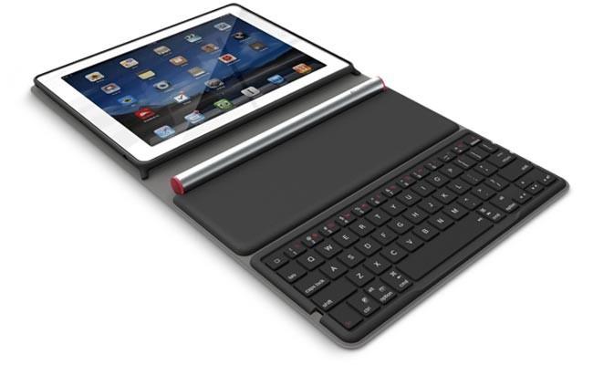 LOGITECH Solar Keyboard Folio for iPad