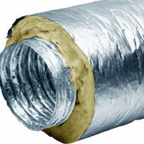 Воздуховод Diaflex ISODF 315мм 10м